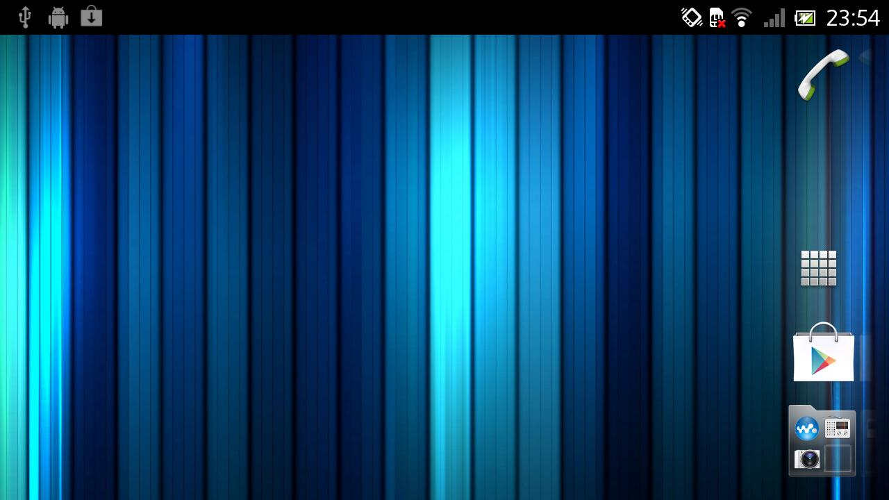 Louvers Live Wallpaper - screenshot