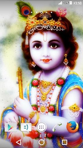 Xperien Theme Lord Krishna