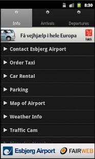 Esbjerg Airport- screenshot thumbnail
