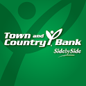 Town and Country Bank icon