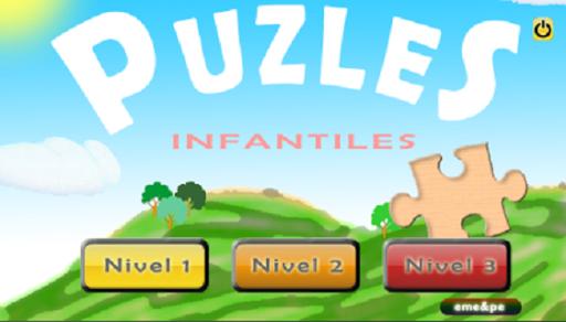 Puzles Infantiles M P