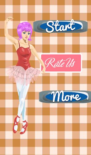 Vestir bailarinas de ballet