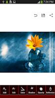 Screenshot of Designs 2: Photo Editor