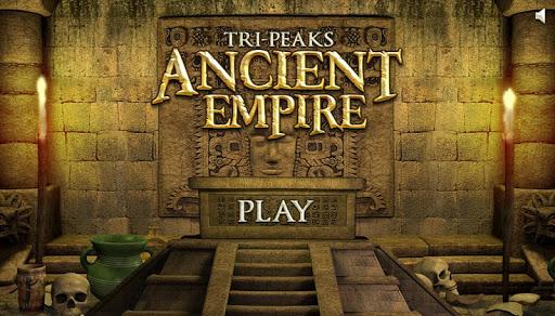 Tri Peaks Ancient Empire