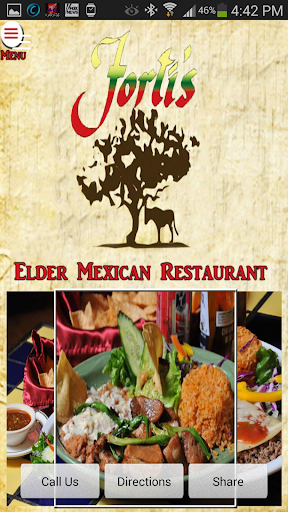 Forti's Mexican Elder