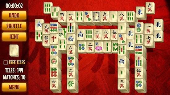 Mahjong Legends
