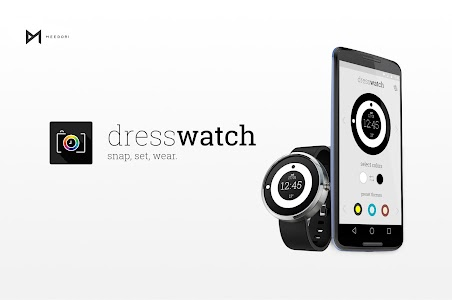 DressWatch Watch Face v1.02