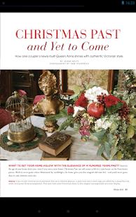 Victorian Homes Magazine- screenshot thumbnail