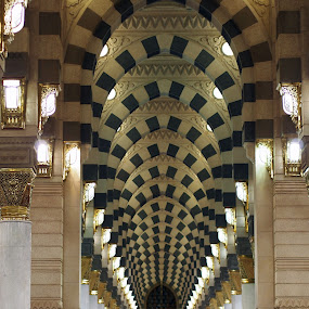Nabawi  by Edwin Pfim - Buildings & Architecture Architectural Detail (  )