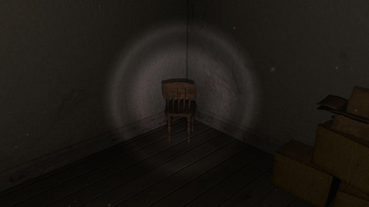 Chair In A Room: captura de pantalla