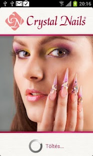 Crystal Nails - screenshot thumbnail
