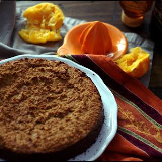 Orange Zest Cake