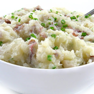 Skinny Mash Potatoes.