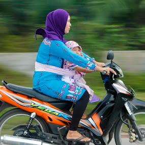 by Indra Siregar - Transportation Motorcycles