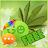 GO SMS Pro Weed Ganja Theme logo