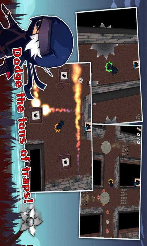Shadow ZIN: Ninja Boy - screenshot