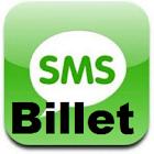 SMS-billet - bus/tog/metro icon