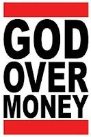 Screenshot of God Over Money