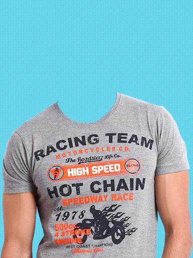玩免費攝影APP|下載Man T-Shirt Photo app不用錢|硬是要APP