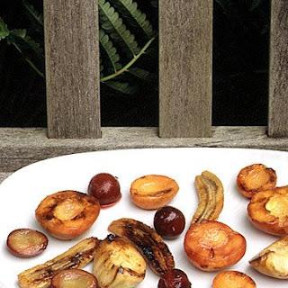 Grilled Summer Fruit