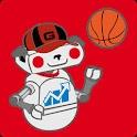 Georgia Football & Basketball logo
