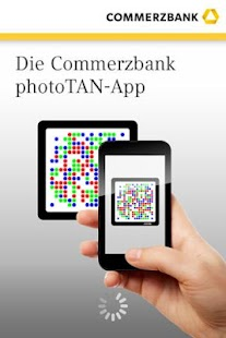 Commerzbank photoTAN- screenshot thumbnail
