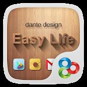 Easy Life GO Launcher Theme