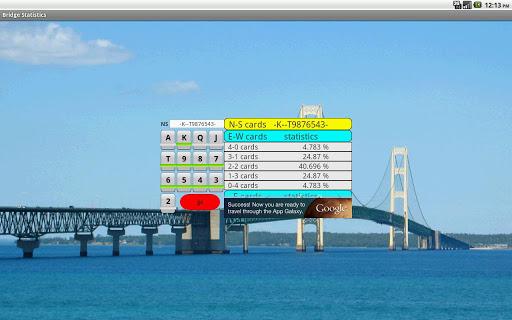 Bridge Stats