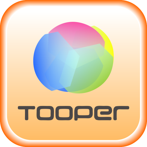 通普(tooper) 商業 App LOGO-硬是要APP