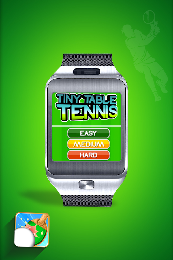 Tiny Table Tennis - Wear- screenshot