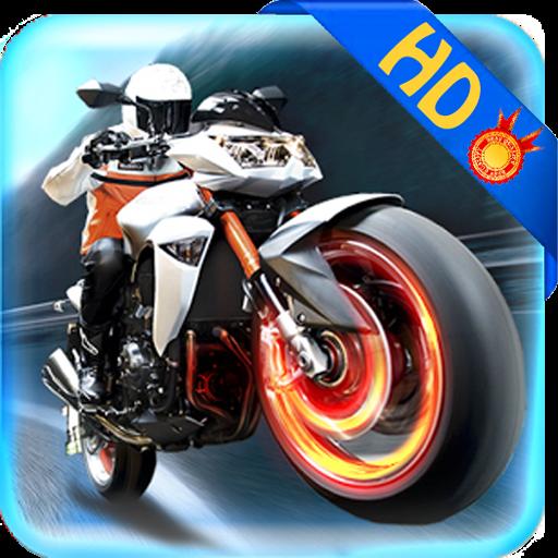 Moto Death Race HD LOGO-APP點子