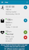 Screenshot of myFitnessCompanion - Health