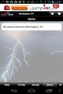 WCAX WEATHER - screenshot thumbnail