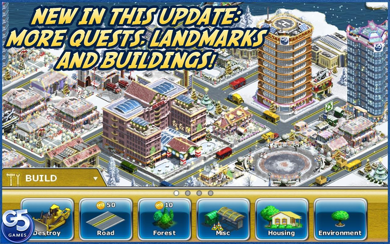 Virtual City Playground® - screenshot