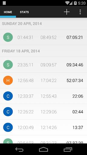 Time Tracker for Tasker