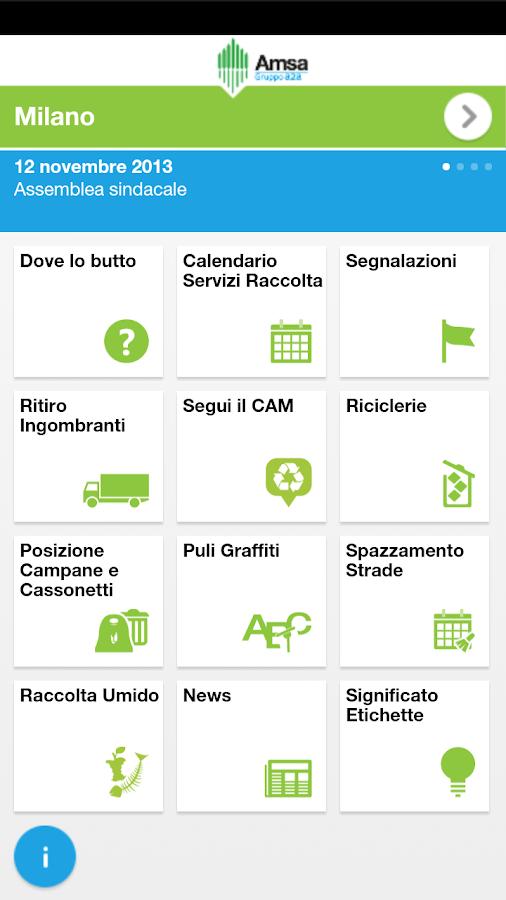 Puliamo app android su google play for Ritiro mobili usati milano e hinterland