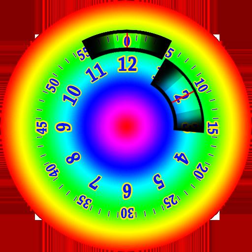 最好的時鐘部件 個人化 App LOGO-APP試玩