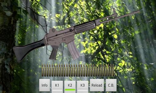 Korean Rifles K1 K2 K3 -KRifle