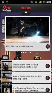 KeyArena - screenshot thumbnail
