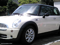 BMW ミニクーパー 06y 洗車達人PRO.com 富山県 会員様