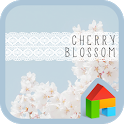 cherry blossom dodol theme icon