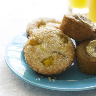 Sugared Mango Muffins
