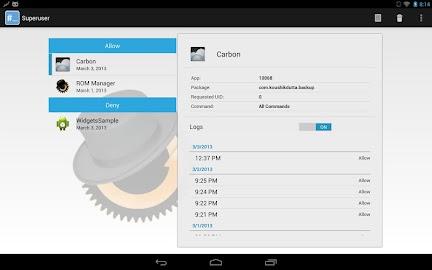 Superuser Screenshot 3