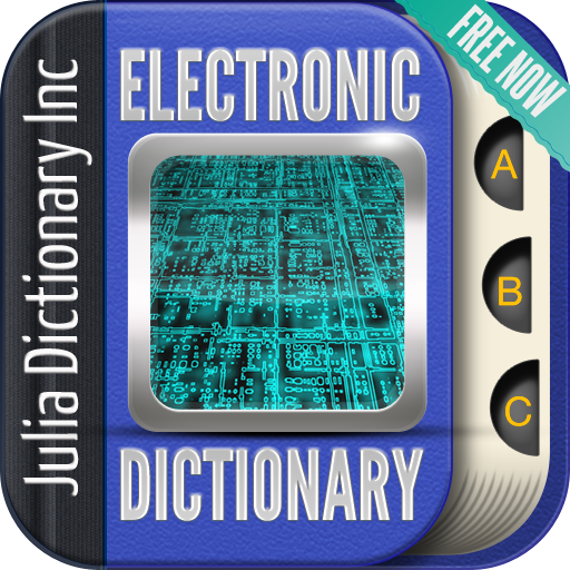 Electronics Dictionary LOGO-APP點子