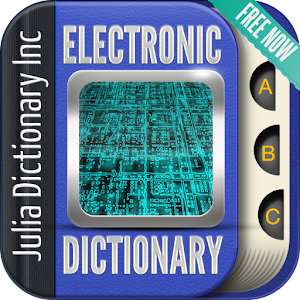 Electronics Dictionary 教育 App LOGO-硬是要APP