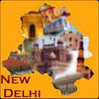 DelhiCityGuide icon