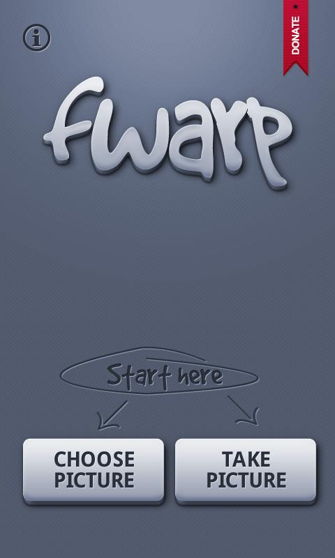 Fwarp LITE - screenshot