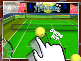 Screenshot of International Tennis Court