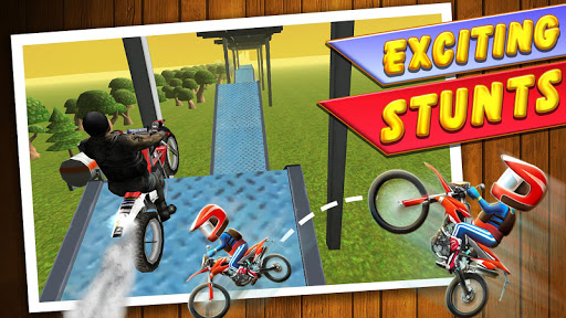 Bang Bang! Crossy Biker Street for PC