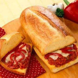 Savory Sausage Sandwich